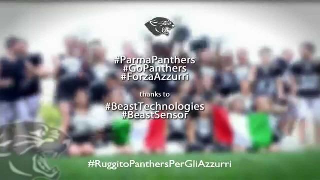 I Panthers spronano gli Azzurri in Brasile