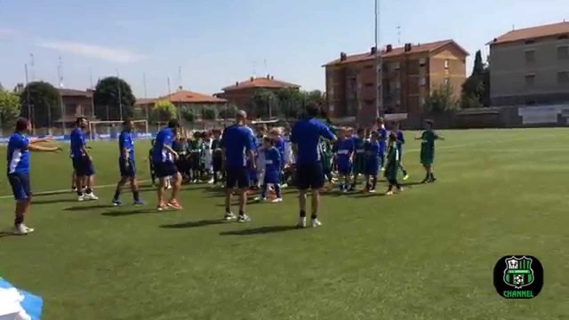 Flash dal SassuoloCamp 2014