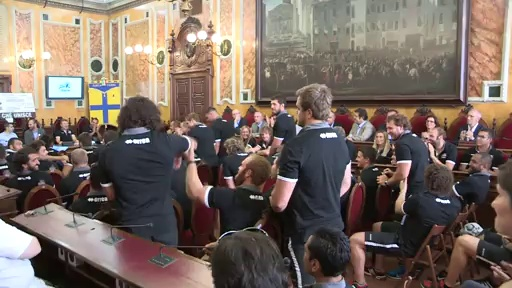 Le Zebre 2014/2015 e l'impegno per Parma