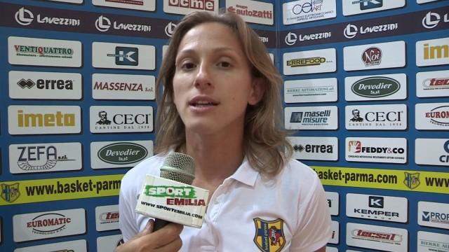 Claudia Corbani pronta per la nuova stagione