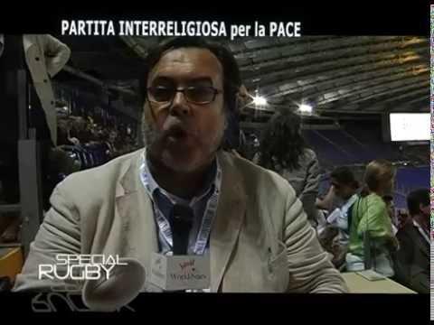 Special Partita per la Pace a Roma