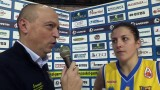 Olivieri e Battisodo dopo Lavezzini Parma – Schio