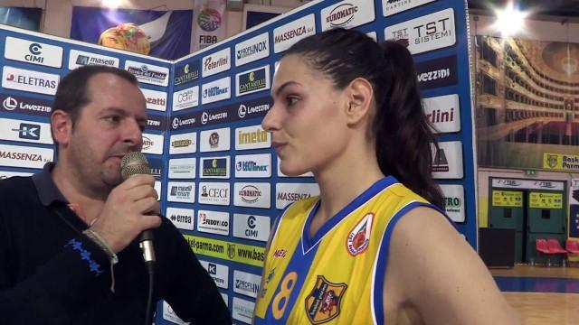 Giorgi e Olivieri dopo Lavezzini Parma-Battipaglia
