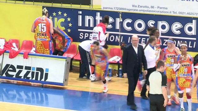 Lavezzini Parma – Napoli Basket