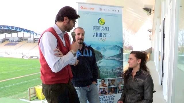 Portiamoli a Rio 2016, speciale presentazione