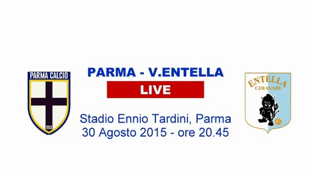 LIVE VIDEO Parma Calcio 1913 – Virtus Entella