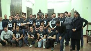 I Panthers Parma 2016 si presentano: si riparte dal Tardini