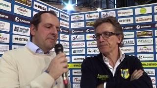 """Procaccini """"…zzato"""" dopo la sconfitta con Vigarano nell'ultima di regular season"""