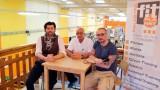 Luca Righetti, Paolo Popoli e Enzo Lanini di FitPlanet a Niente di Meno 4.0