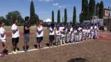 Sala Baganza – Junior Parma per il 3° e 4° posto al Torneo Internazionale di Baseball di Sala Baganza
