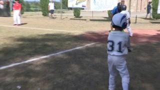 Rimini e Crocetta, finalissima minibaseball al Torneo Internazionale di Baseball di Sala Baganza